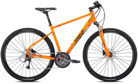 Fuji Traverse 1.3 Color: Orange