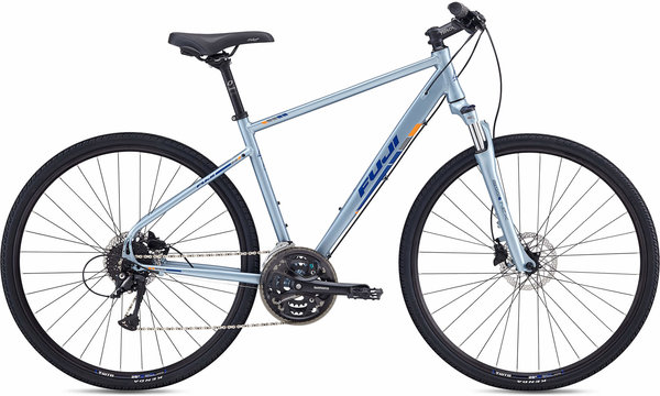 Fuji Traverse 1.3 Color: Gray