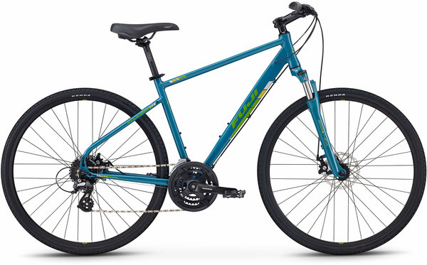 Fuji Traverse 1.5 Color: Blue Green