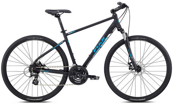 Fuji Traverse 1.7 Color: Satin Black