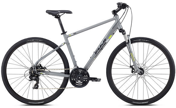 Fuji Traverse 1.9 Color: Metallic Gray