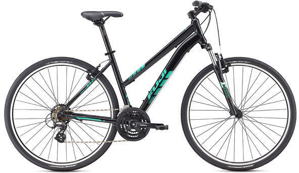 Fuji Traverse 1.9 ST Color: Black / Emerald