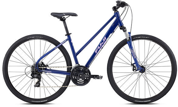 Fuji Traverse 1.9 ST Color: Dark Blue