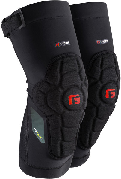 G-Form Pro Rugged Knee Guards Color: Black