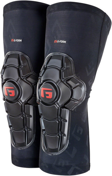 G-Form Youth Pro X2 Knee Pads Color: Black