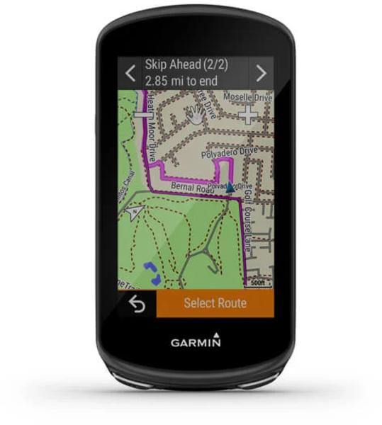 Garmin Edge 1030 Plus Bundle Color: Black