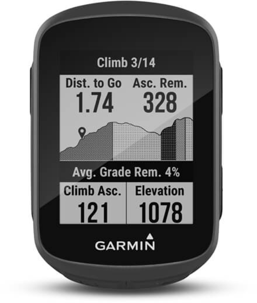 Garmin Edge 130 Plus Color: Black