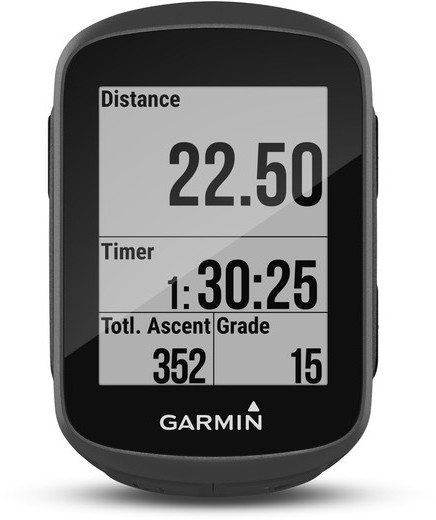 Garmin Edge 130 Color: Dark Gray