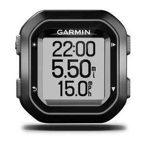 Garmin Edge 20 Color: Black