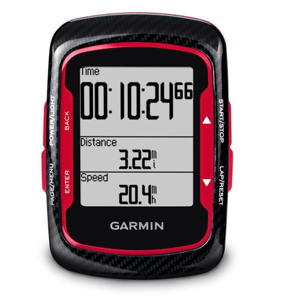 Garmin Edge 500 w/Premium Heart Rate Monitor, Speed/cadence
