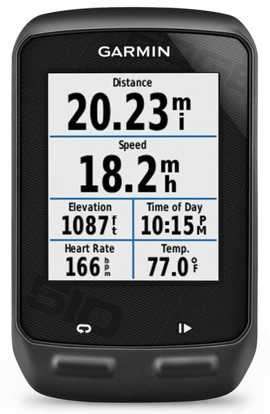 Garmin Edge 510 Performance Bundle Color: Black