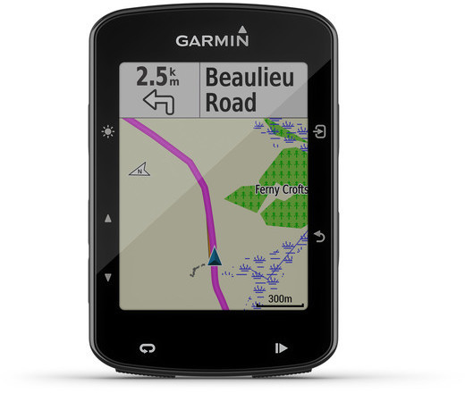Garmin Edge 520 Plus Color: Dark Gray