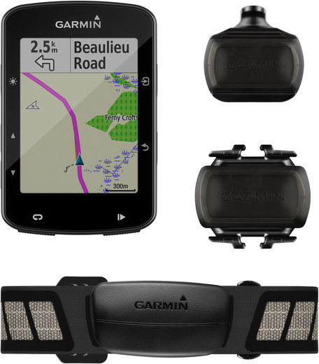 Garmin Edge 520 Plus Speed and Cadence Bundle Color: Dark Gray