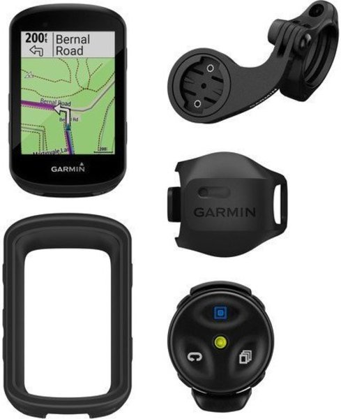 Garmin Edge 530 Mountain Bike Bundle Color: Black
