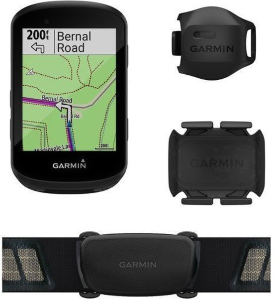 Garmin Edge 530 Sensor Bundle Color: Black