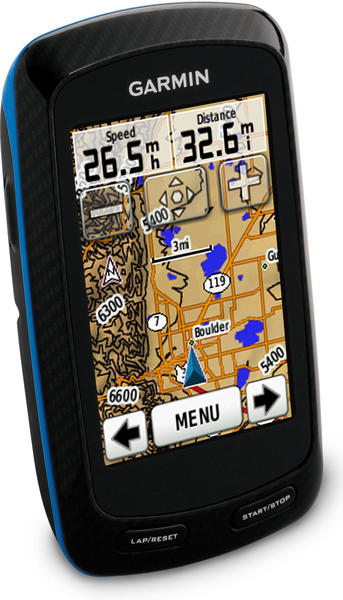 Garmin Edge 800 w/Heart Rate Monitor, Cadence And Street Maps