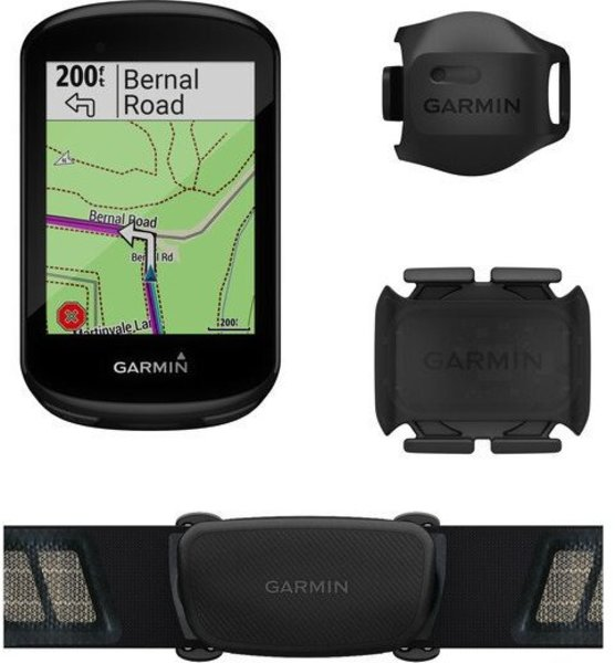 Garmin Edge 830 Sensor Bundle Color: Black