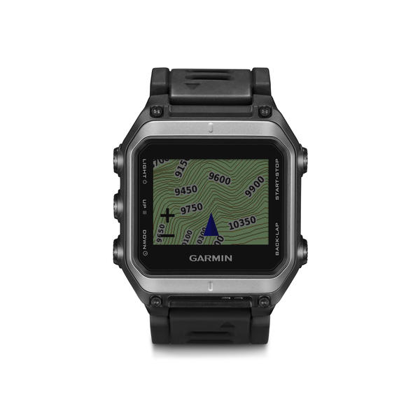 Garmin Epix Color: Gray
