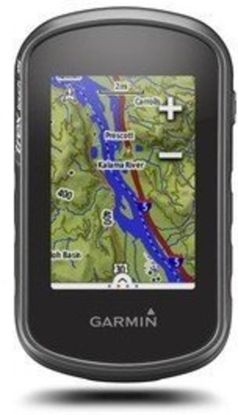 Garmin eTrex Touch 35t Color: Black