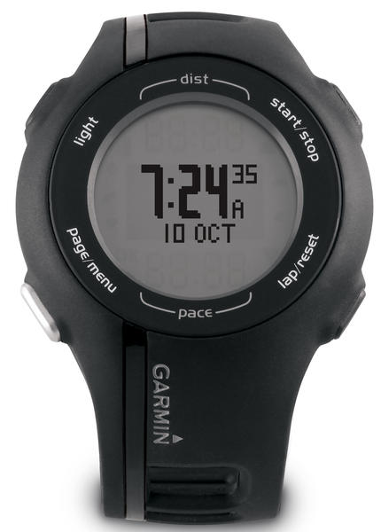 Garmin Forerunner 210 w/Heart Rate Monitor and Foot Pod