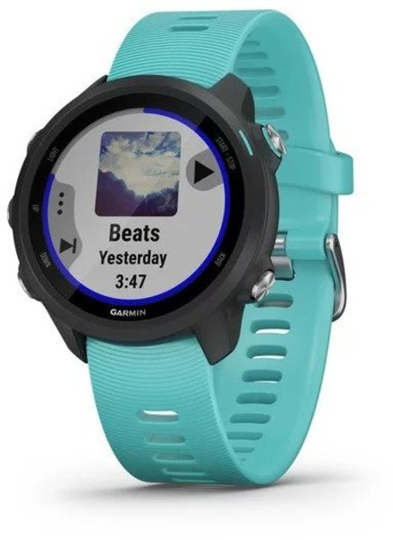 Garmin Forerunner 245 Music Color: Aqua
