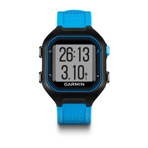 Garmin Forerunner 25 Color: Black/Blue
