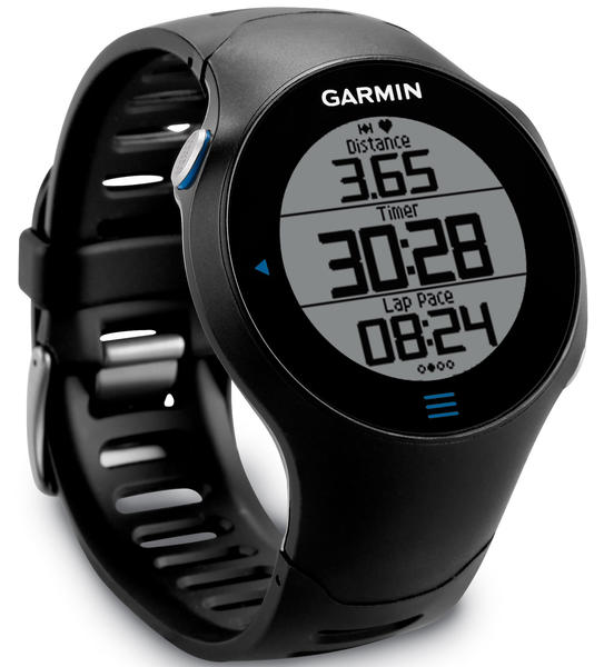 Garmin Forerunner 610 w/Heart Rate Monitor