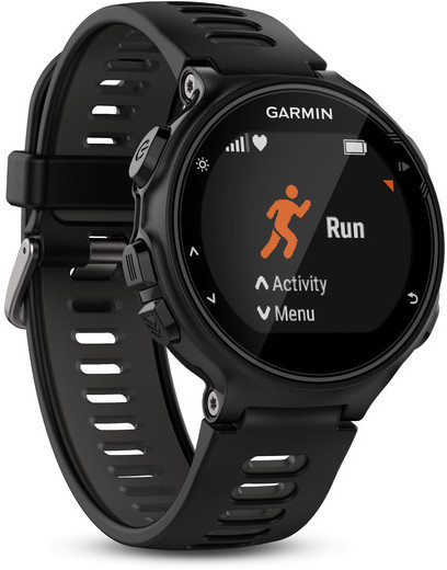 Garmin Forerunner 735XT Color: Black/Grey