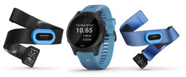 Garmin Forerunner 945 Bundle Color: Blue