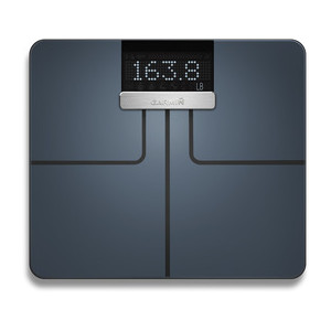Garmin Index Smart Scale Color: Black