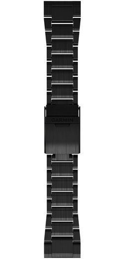Garmin Carbon Gray DLC Titanium Band