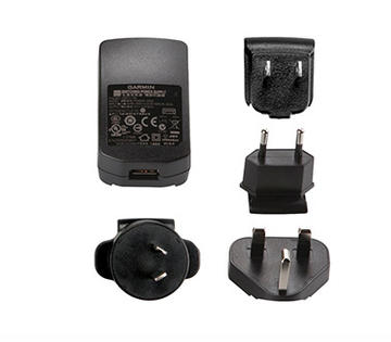 Garmin VIRB USB Wall Adapter w/ International Plugs