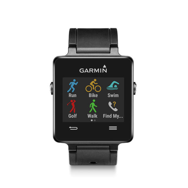 Garmin vívoactive Color: Black