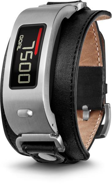 Garmin vivofit 2 w/Leather Cuff