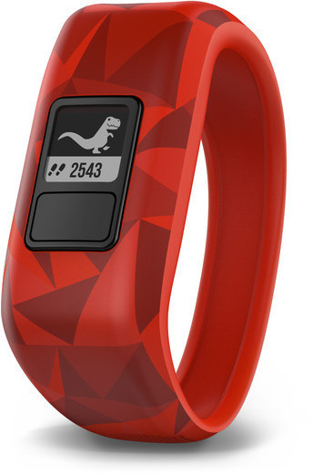 Garmin vivofit jr. Color: Broken Lava