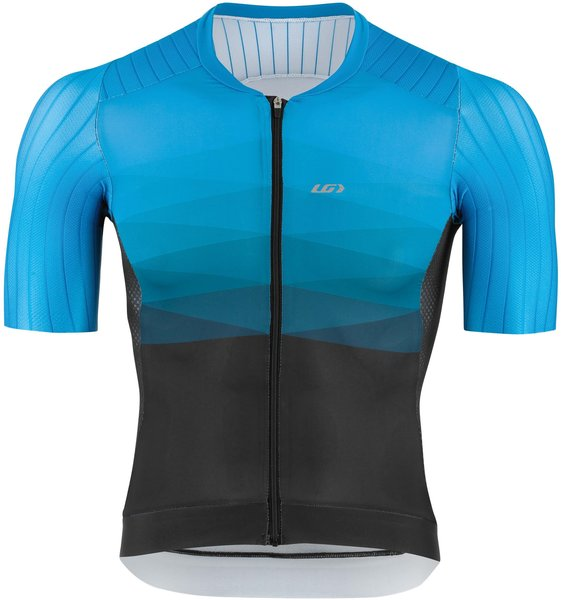 Garneau Aero Jersey Color: Blue/Black