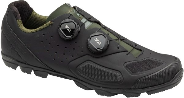 Garneau Baryum Cycling Shoes Color: Black