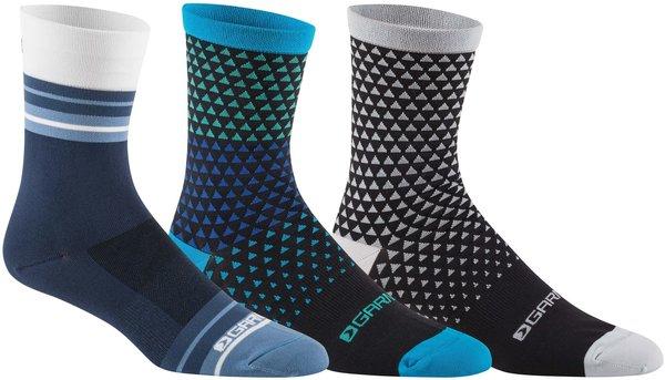 Garneau Conti Long Cycling Socks (3-pack)