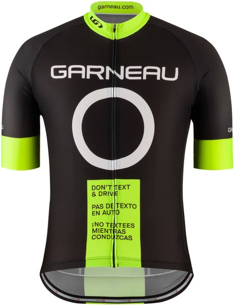 Garneau Don't Text and Drive Cycling Jersey
