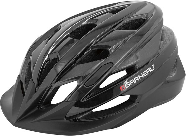 Garneau Majestic Helmet Color: Black/Gray