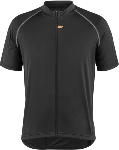 Garneau Manchester Cycling Jersey Color: Black