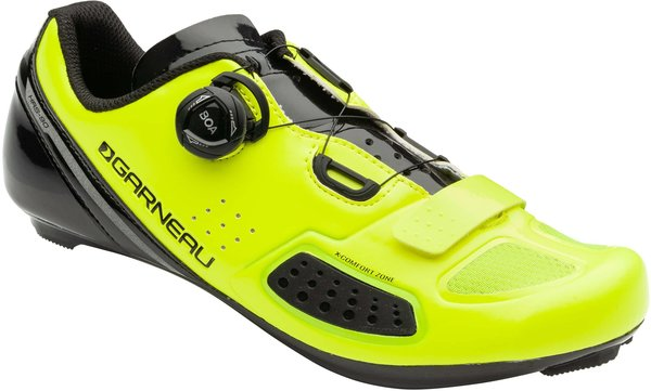 Garneau Platinum II Shoes Color: Bright Yellow