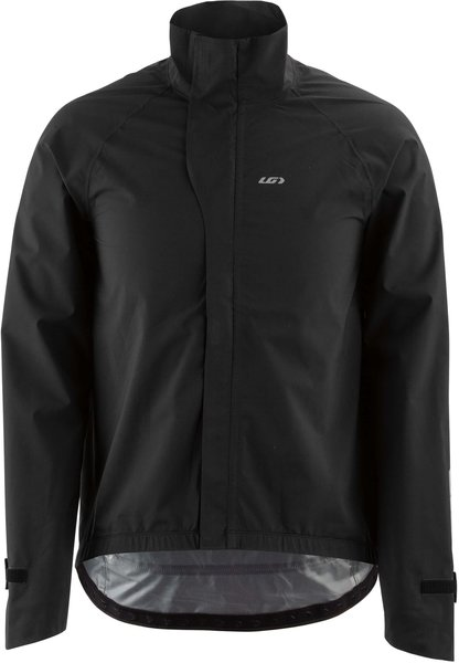 Garneau Sleet WP Jacket Color: Black