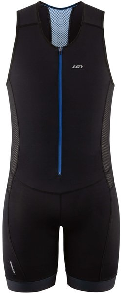 Garneau Sprint Tri Suit Color: Black/Blue