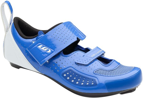 Garneau Tri X-Speed IV Shoes Color: Santiago Blue