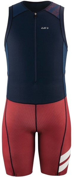 Garneau Vent Tri Suit Color: Red Sand