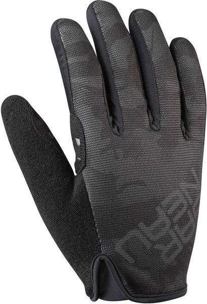 Garneau Women's Ditch Cycling Gloves Color: Black
