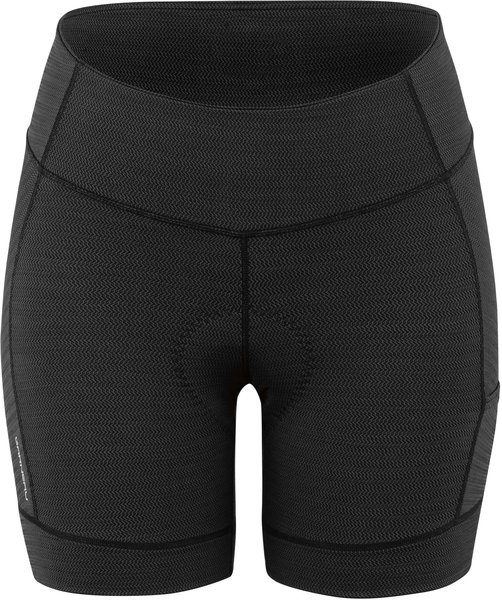 Garneau Women's Fit Sensor Texture 5.5 Shorts
