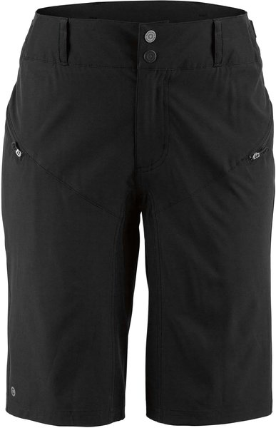 Garneau Women's Latitude 2 Shorts Color: Black