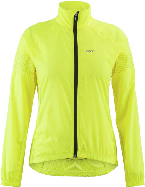 Garneau Women's Modesto 3 Cycling Jacket Color: Bright Yellow